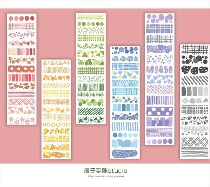 画像1: 【橙子手帳studio】パレット(特殊油墨) (1)
